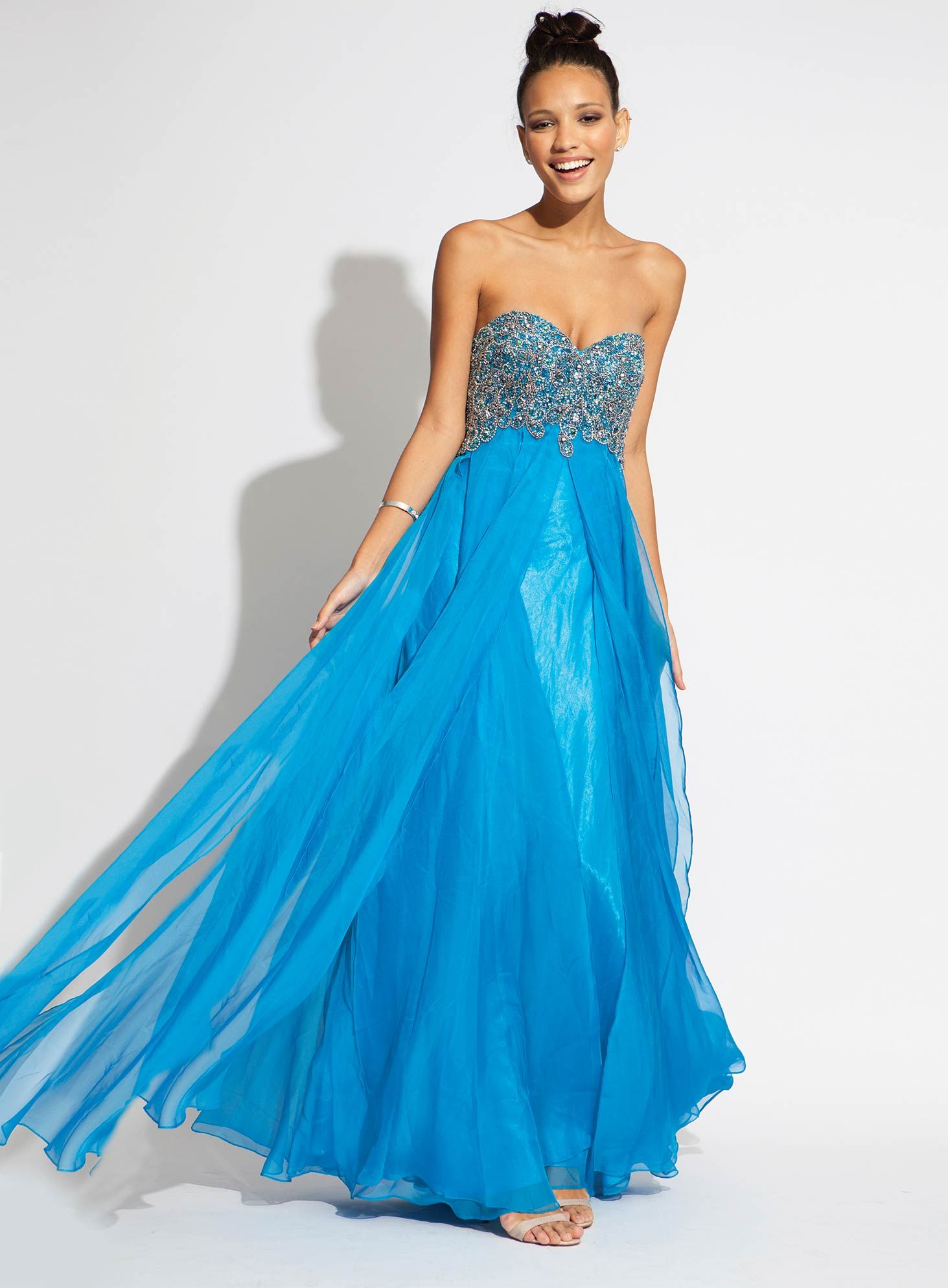 Long Jovani dress with a sweetheart neckline | Jovani Gowns ...