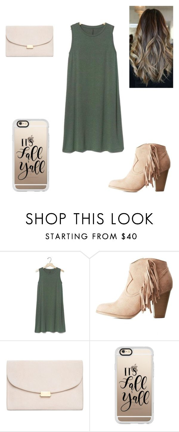 """""""Untitled #369"""" by a-hidden-secret ❤ liked on Polyvore featuring Gap, Soda, Mansur Gavriel and Casetify"""