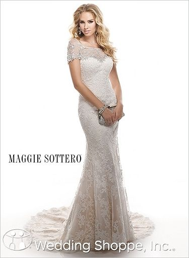 Maggie Sottero Quick Delivery Bridal Gowns Chesney Qd 4ms853