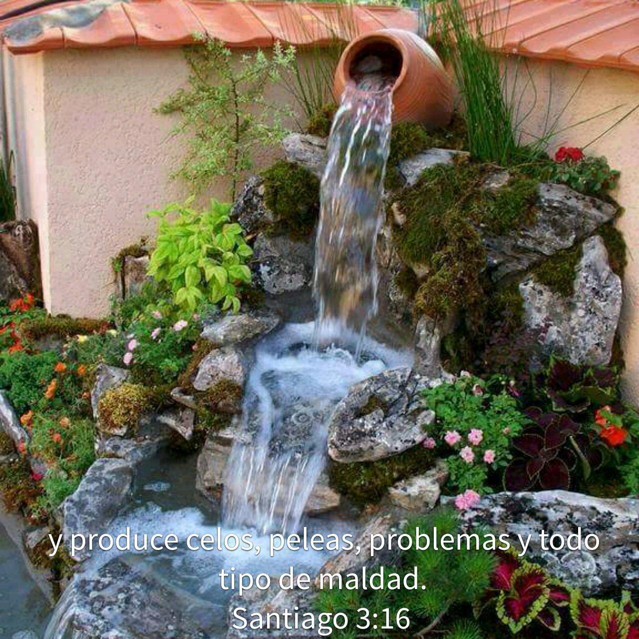 Fuentes Fuentes De Agua De Jardin Estanques De Jardin Cascadas Para Jardin