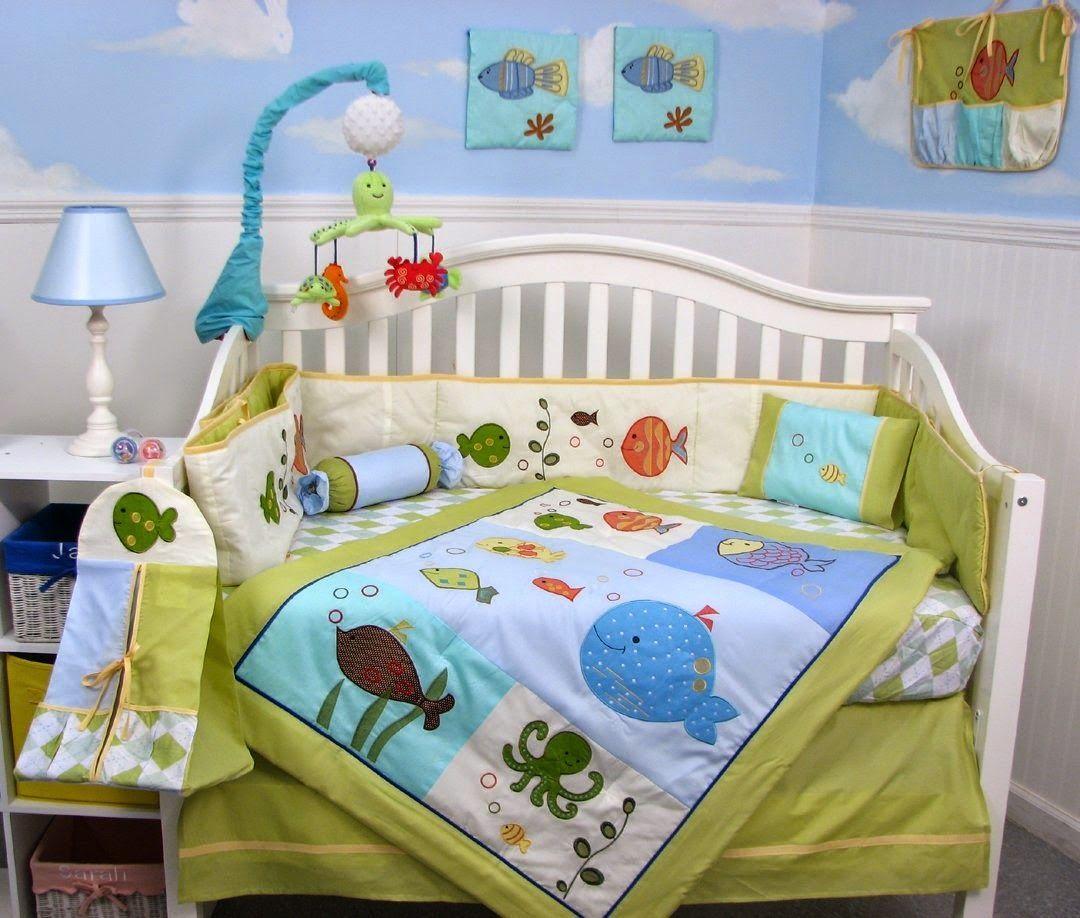 Baby Room Decorating Under The Sea Nursery