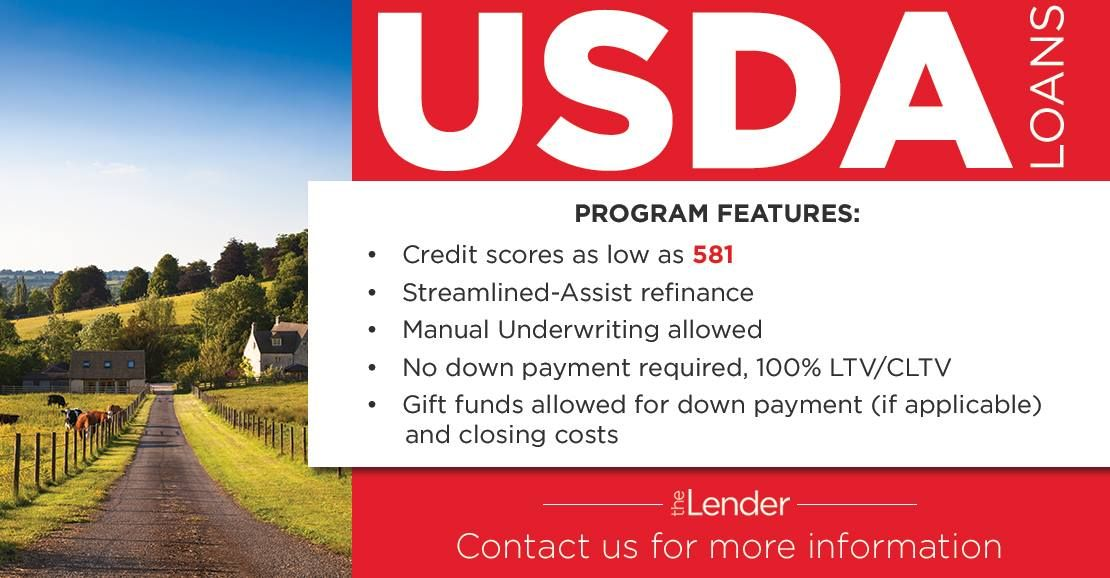 Can you get a kentucky usda loan after bankruptcy