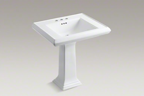 Devonshire 27 Pedestal Sink Standard Www Windsonglife Com With