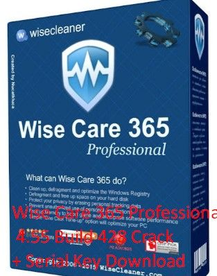 wise care 365 pro download with serial key