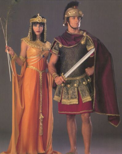 bdc83b8fe7c Cleopatra and Marc Antony costumes.