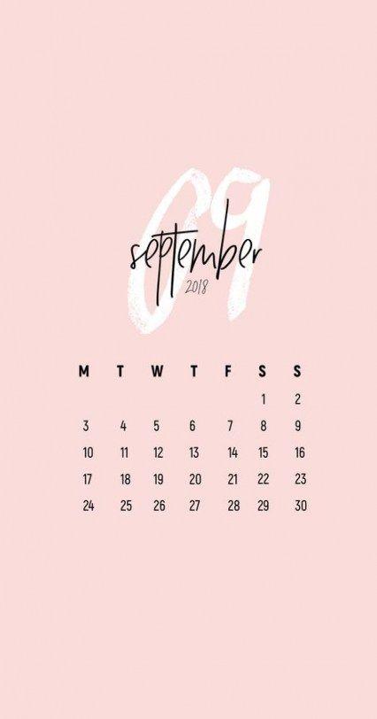 September 2020 Calendar Wallpaper Iphone Trendy Wall In 2020 Calendar Wallpaper Desktop Wallpaper Calendar Iphone Wallpaper