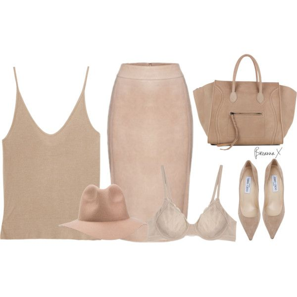 """Suede"" by breannamules on Polyvore"