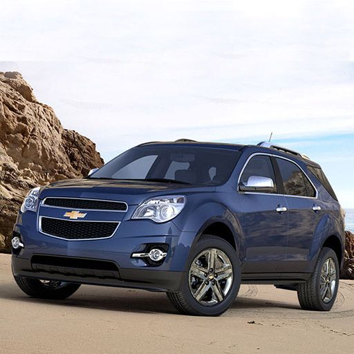 Chevrolet Equinox Suv: 2014 Equinox: Fuel Efficient SUV Crossover