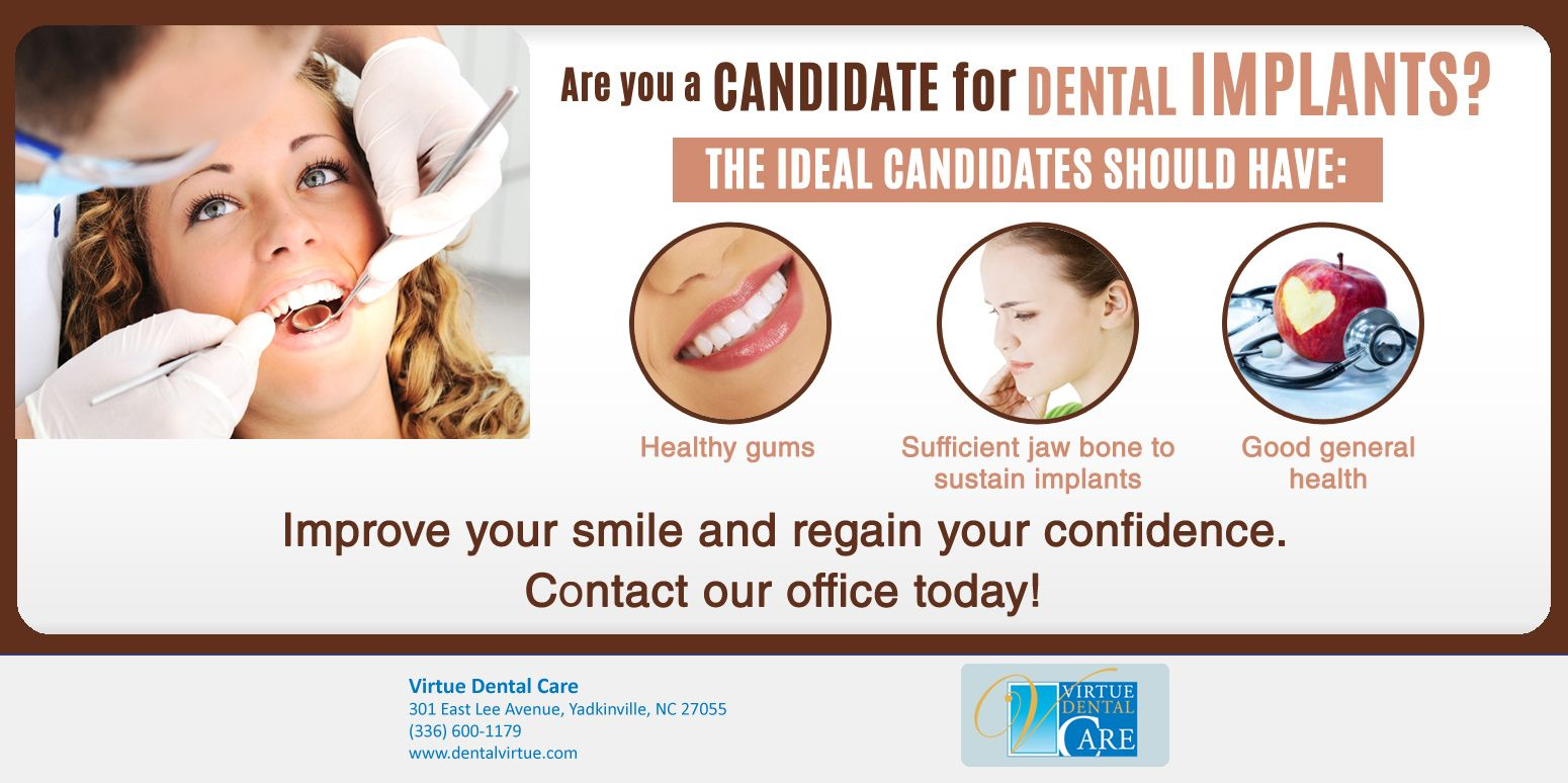 At virtue dental care we can help you improve your
