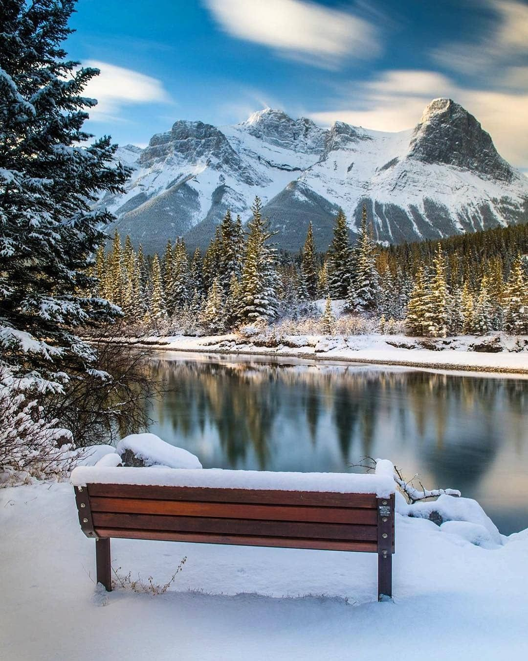 I Could Sit Here For Hours Winter Scenery Winter