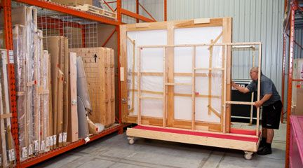 Fine Art Moving And Storage Services