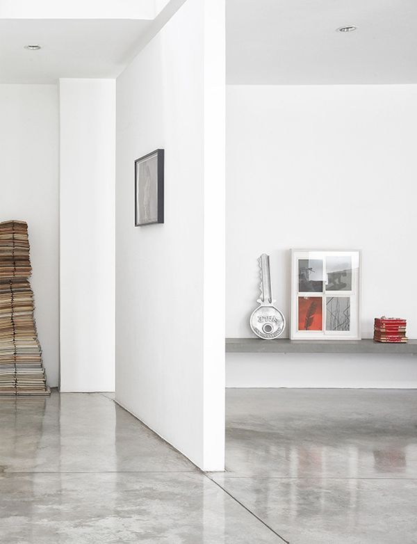 An In Depth Guide To Polished Concrete Floors Nuestra