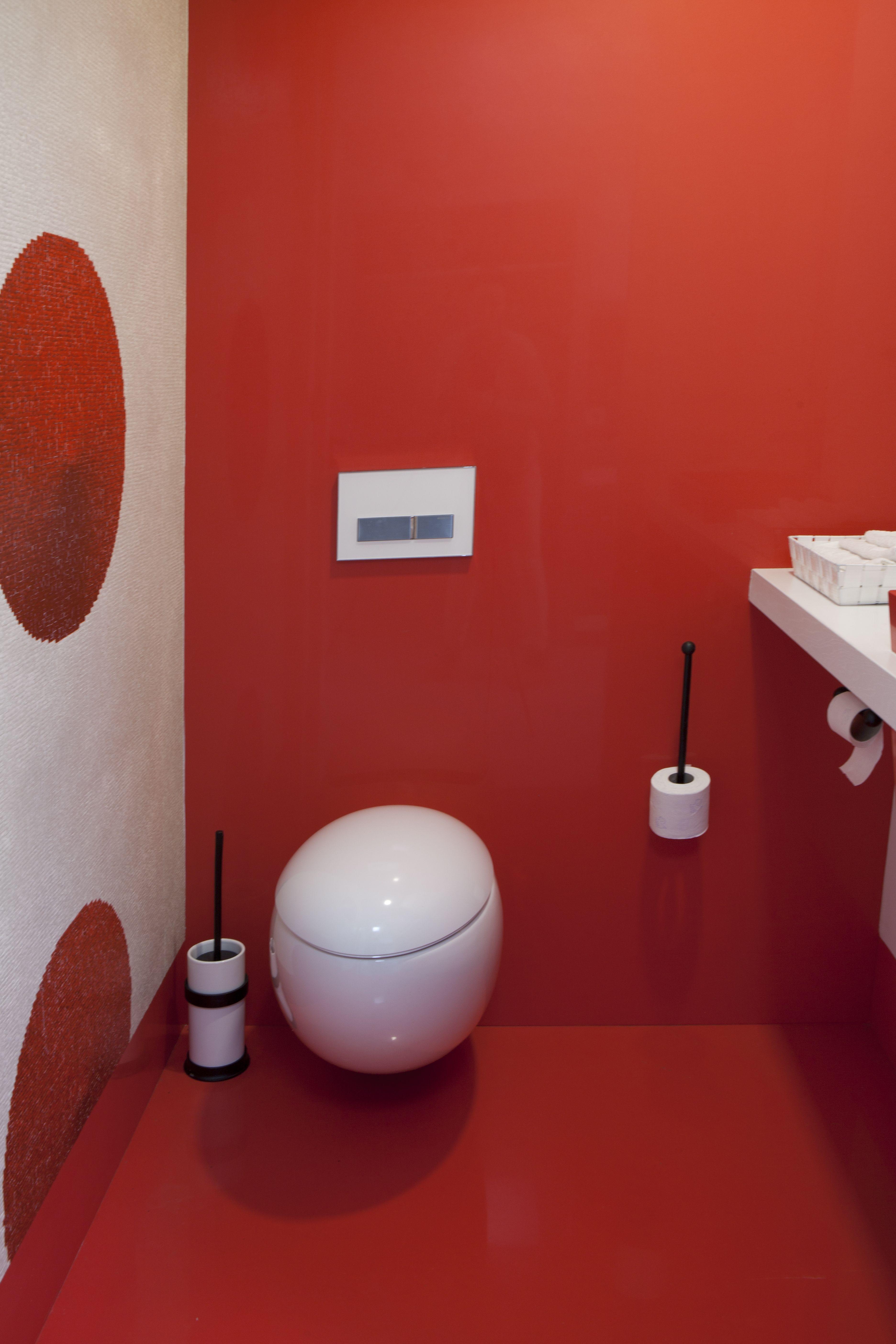 Dauby - Pure Plus: Toilet brush holder aged iron/black pot + single ...
