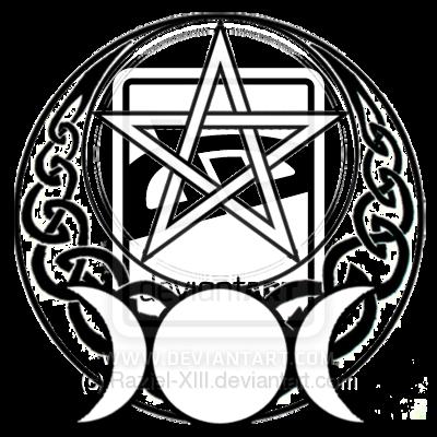 The 25+ best Triple goddess symbol ideas on Pinterest