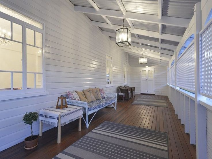 old queenslander verandahs - Google Search | Modern Farmhouse ...