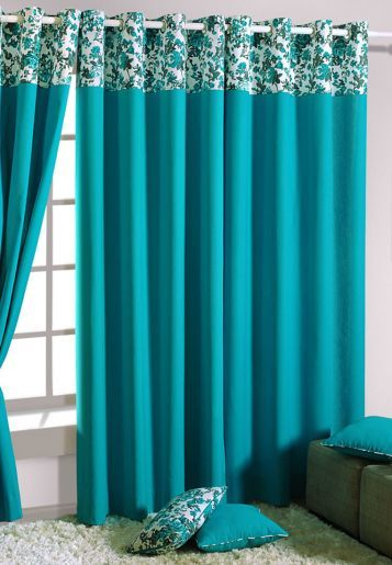 Turquoise Curtains Living Room Fzowck