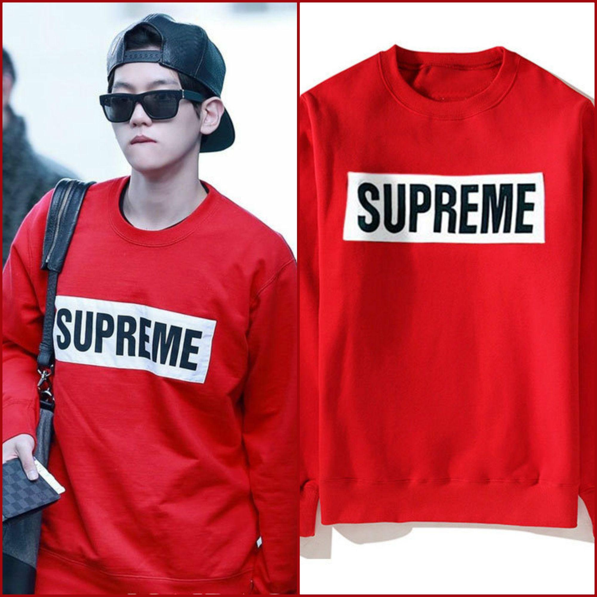 Harga Baju Supreme