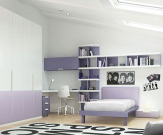 Sme Camerette ~ Camerette ragazzi e single kids room kids rooms