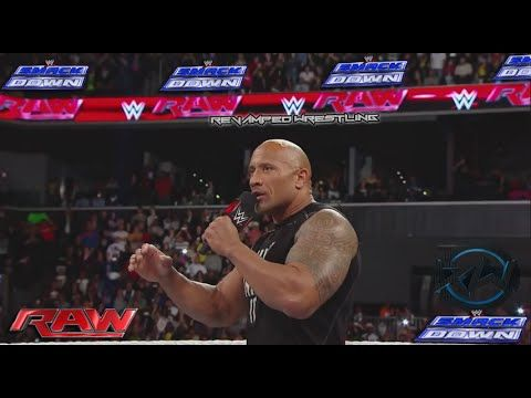 WWE RAW 10/6/14 The Rock Returns! - REVIEW - WWE SMACKDOWN