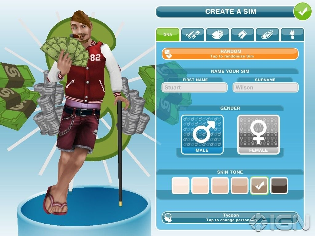 Come diventare dating su Sims FreePlay