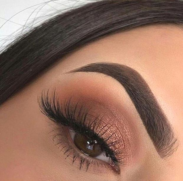 Photo of simple bronze eye makeup beautyroutines – cakerecipespins.club