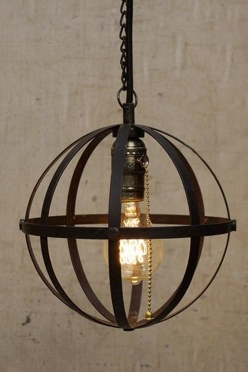 Metal Pendant Lamp by VIP International on @HauteLook