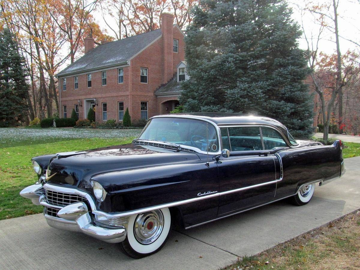 1954 cadillac coupe deville g m 1954 1958 pinterest cadillac coupe and cars