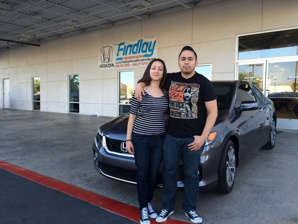 Jessica and Randy bought their 3rd Honda a 2015 Honda