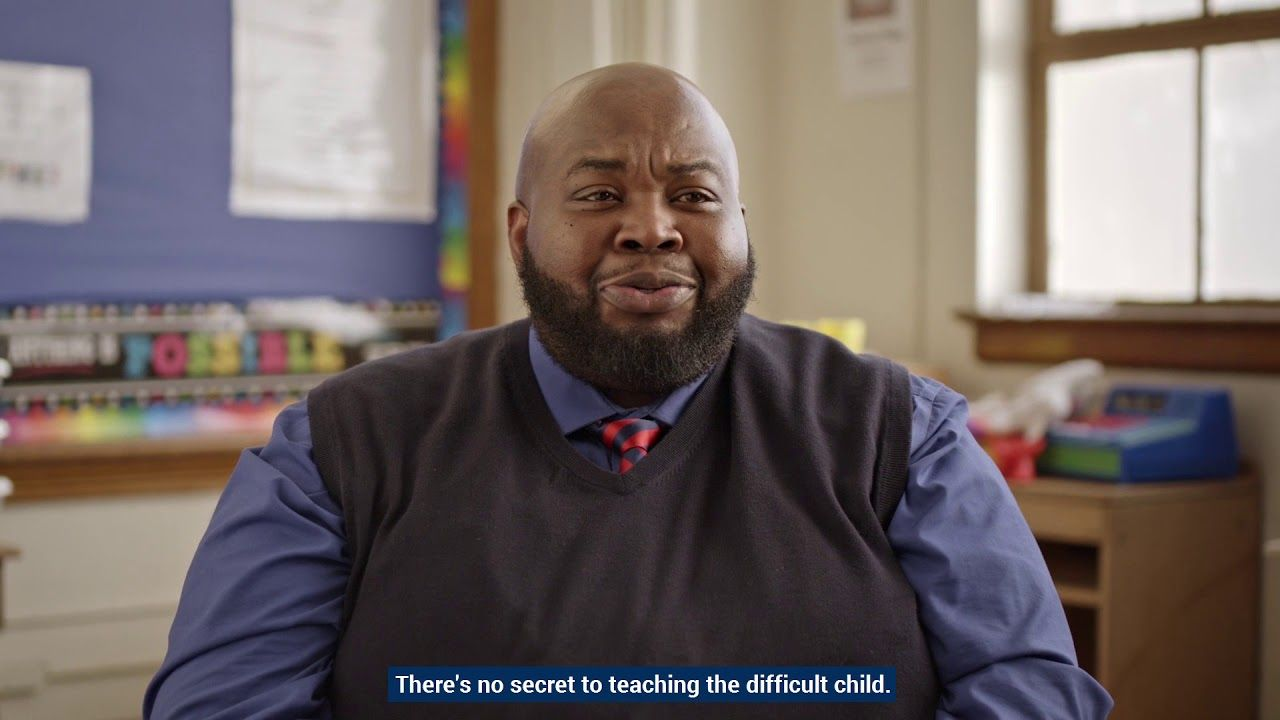 Meet Rodney, Shaping the Future of Education in 2020