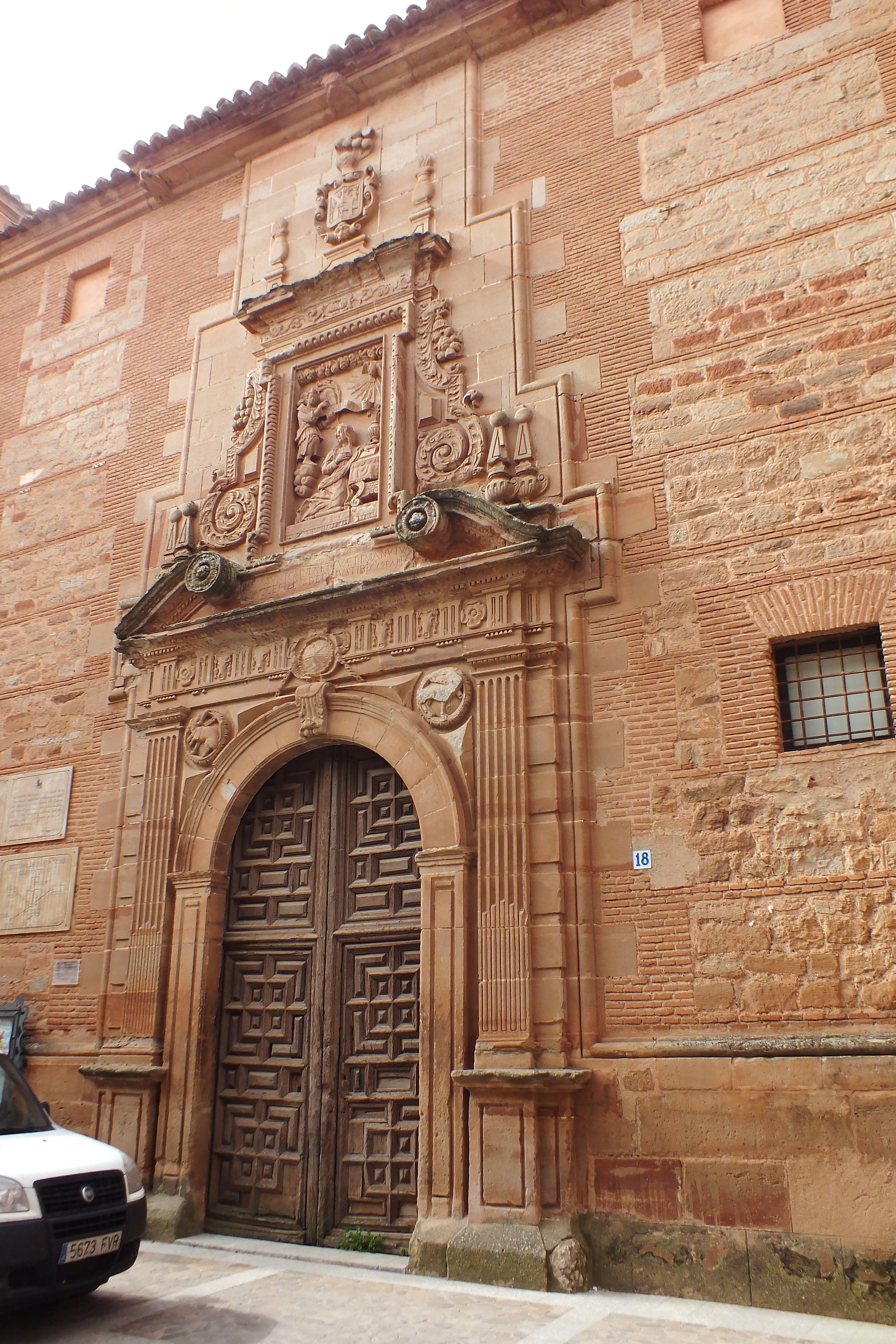 Villanueva De Los Infantes Provincia De Ciudad Real Spain By