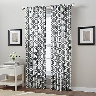 Link Back Tab Window Curtain Panel Panel Curtains Curtains