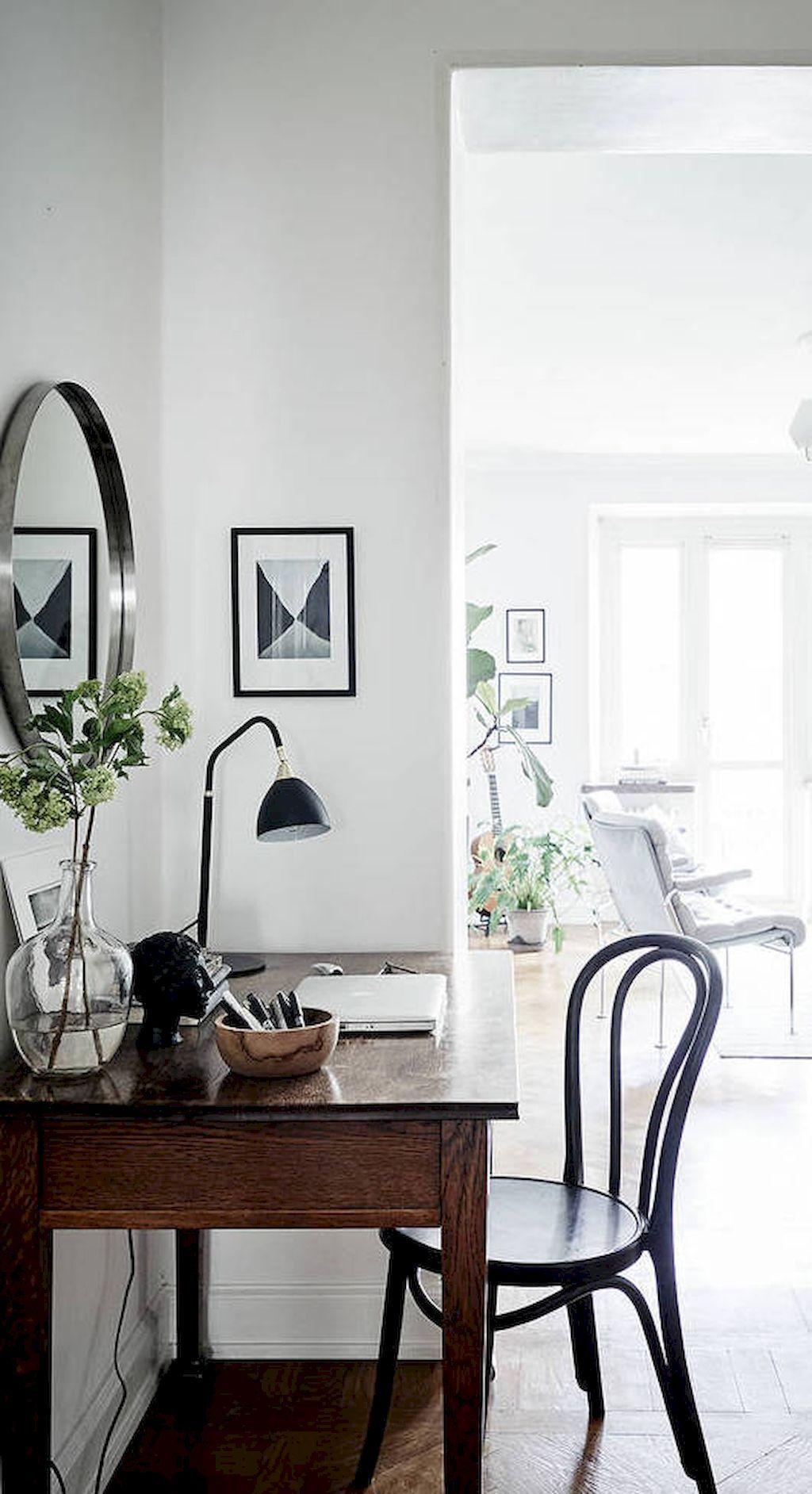 80 Minimalist Apartment Home Decor Ideas | Apartments decorating ...