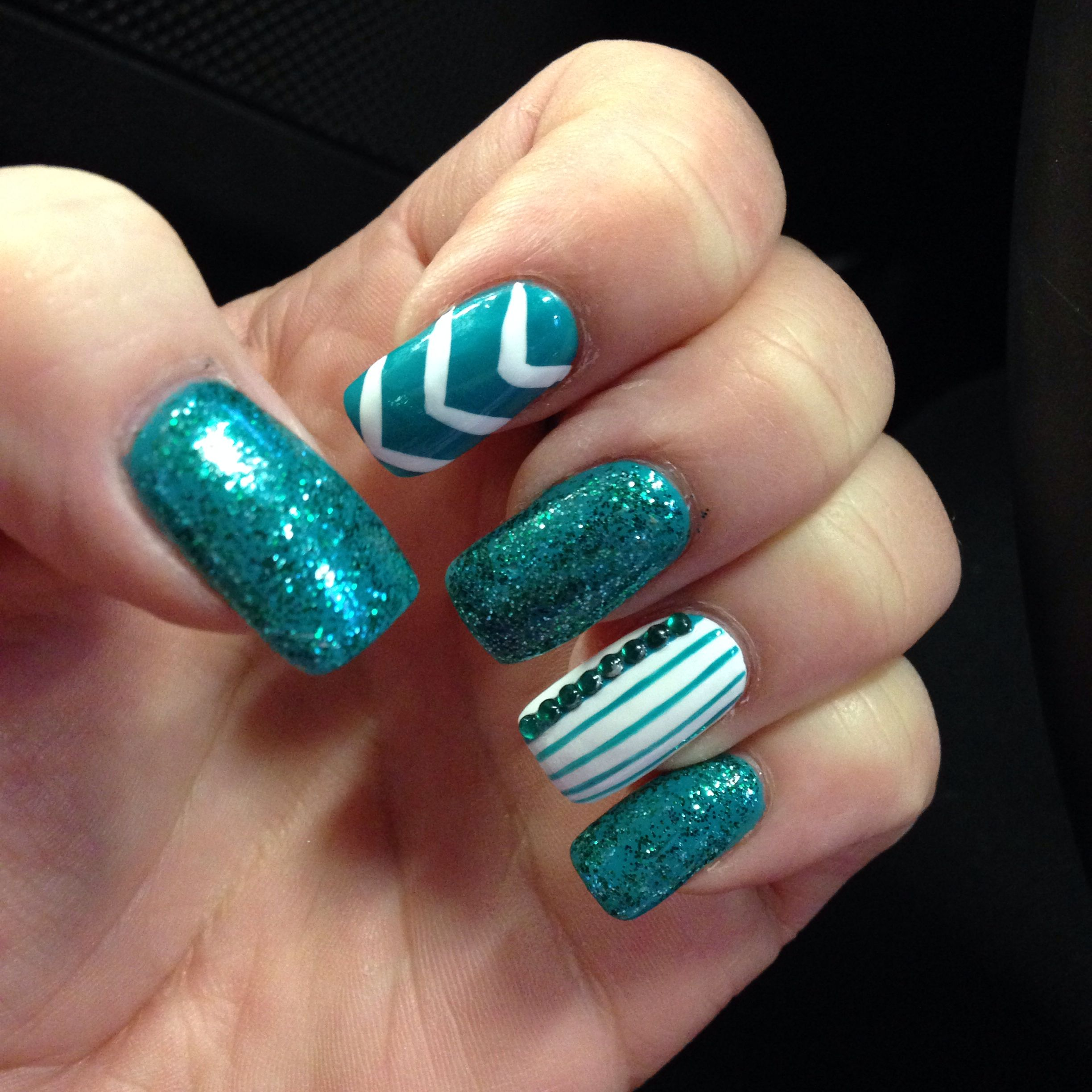 My March nails by Nina\'s nails in Belfair Wa | Nails and pretties ...