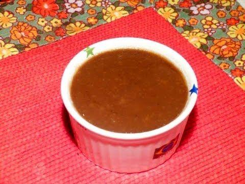 molho para salada II – vinagre Balsâmico