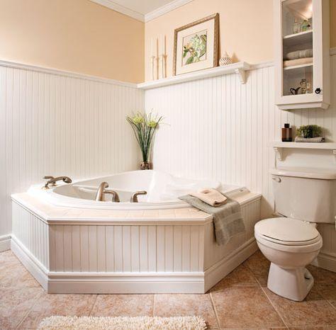 10 idées pour relooker la salle de bain à moins de 500$ - Salle de