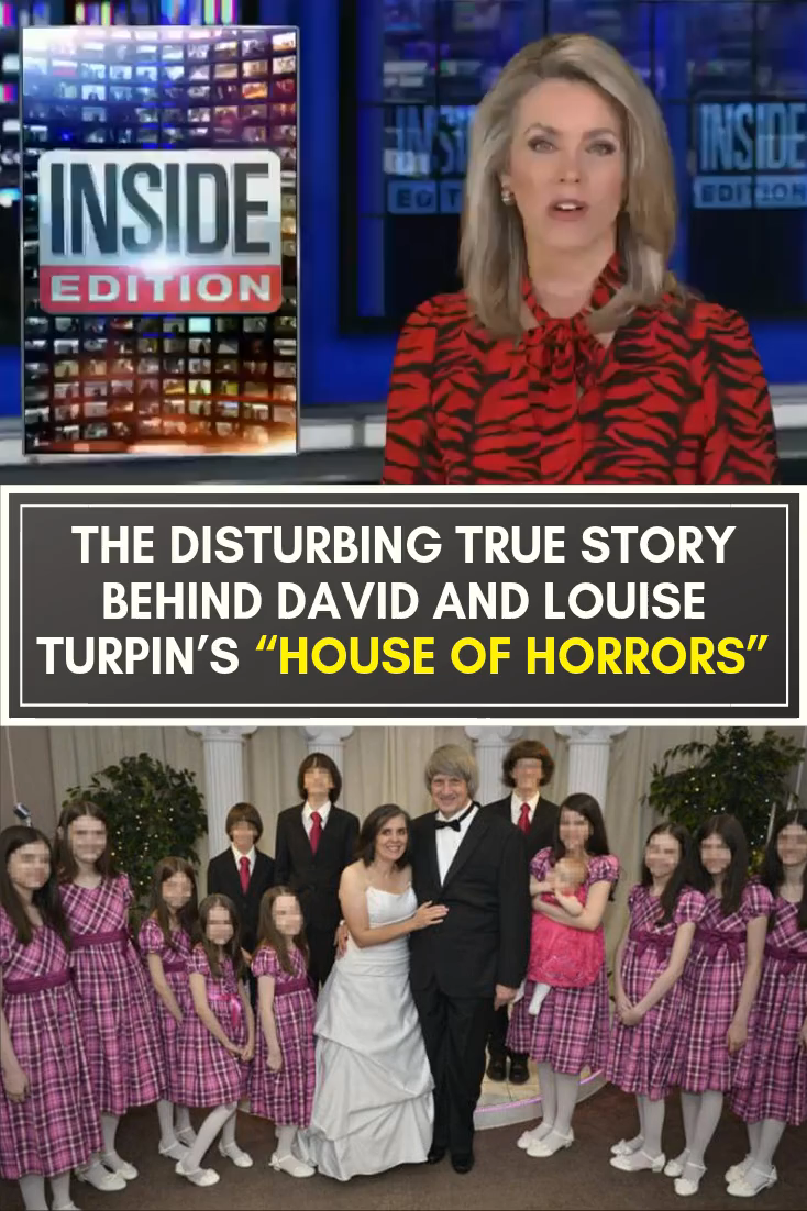 "Photo of The Disturbing True Story Behind David And Louise Turpin's ""House Of Horrors"""