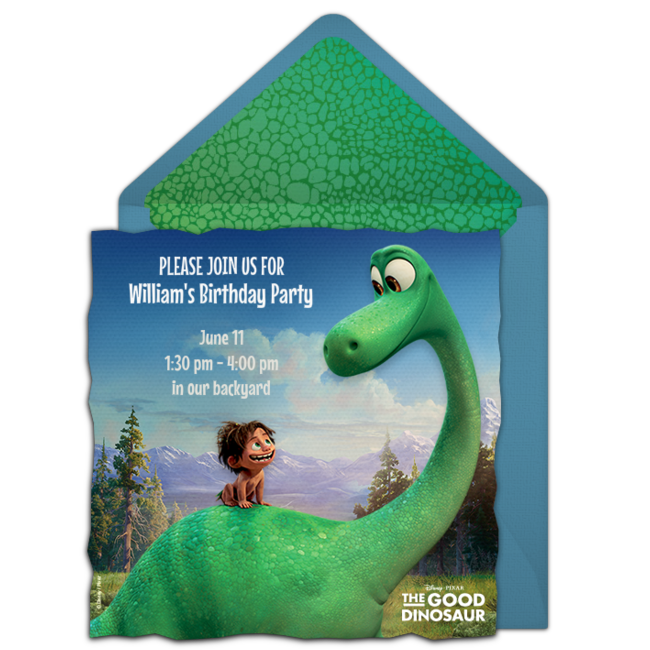 Free Good Dinosaur Invitation Adorable Online Invitations You Can Personalize And Send Via Email