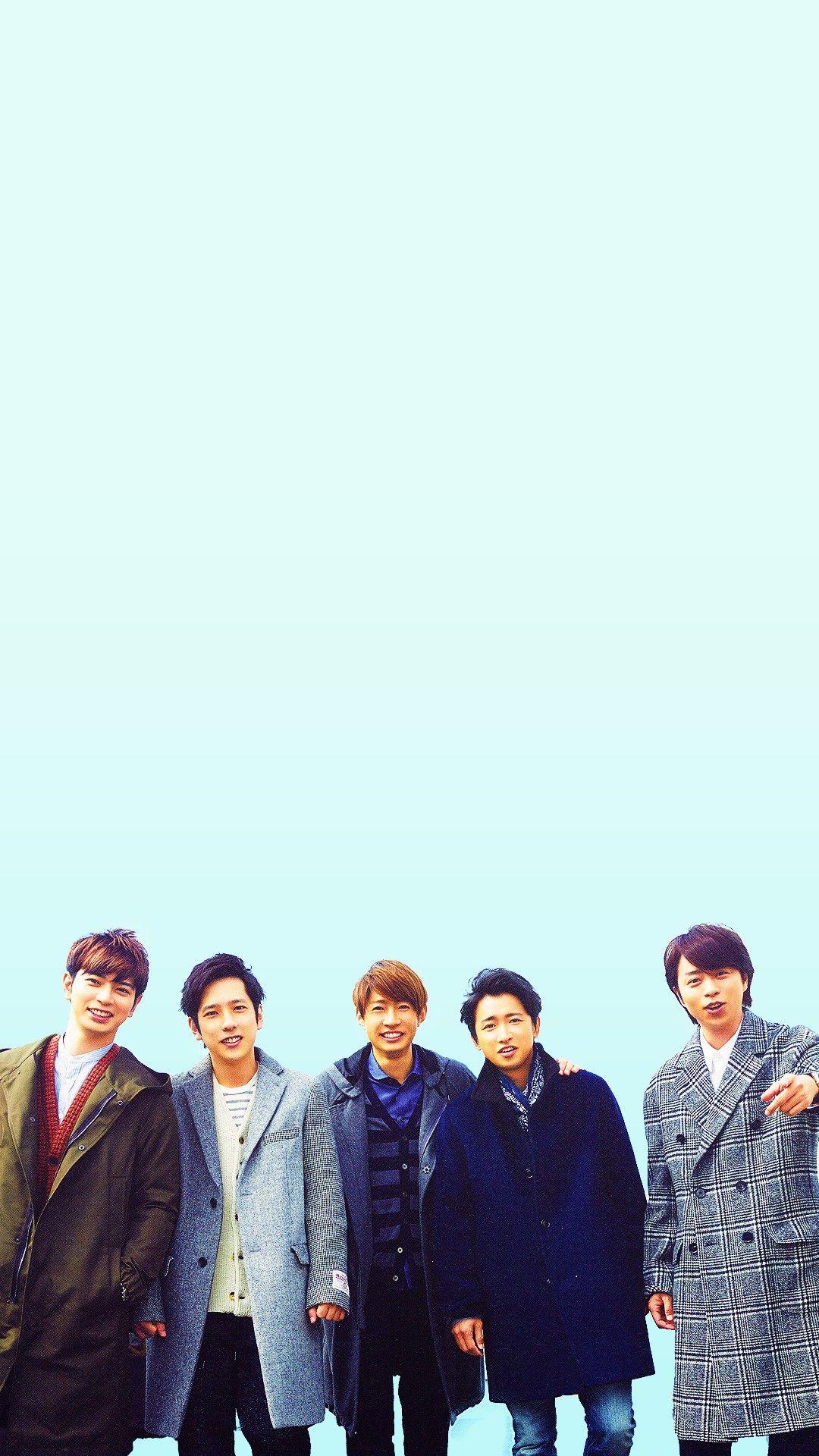 Arashi Wallpaper 嵐5人 嵐 Arashi 嵐