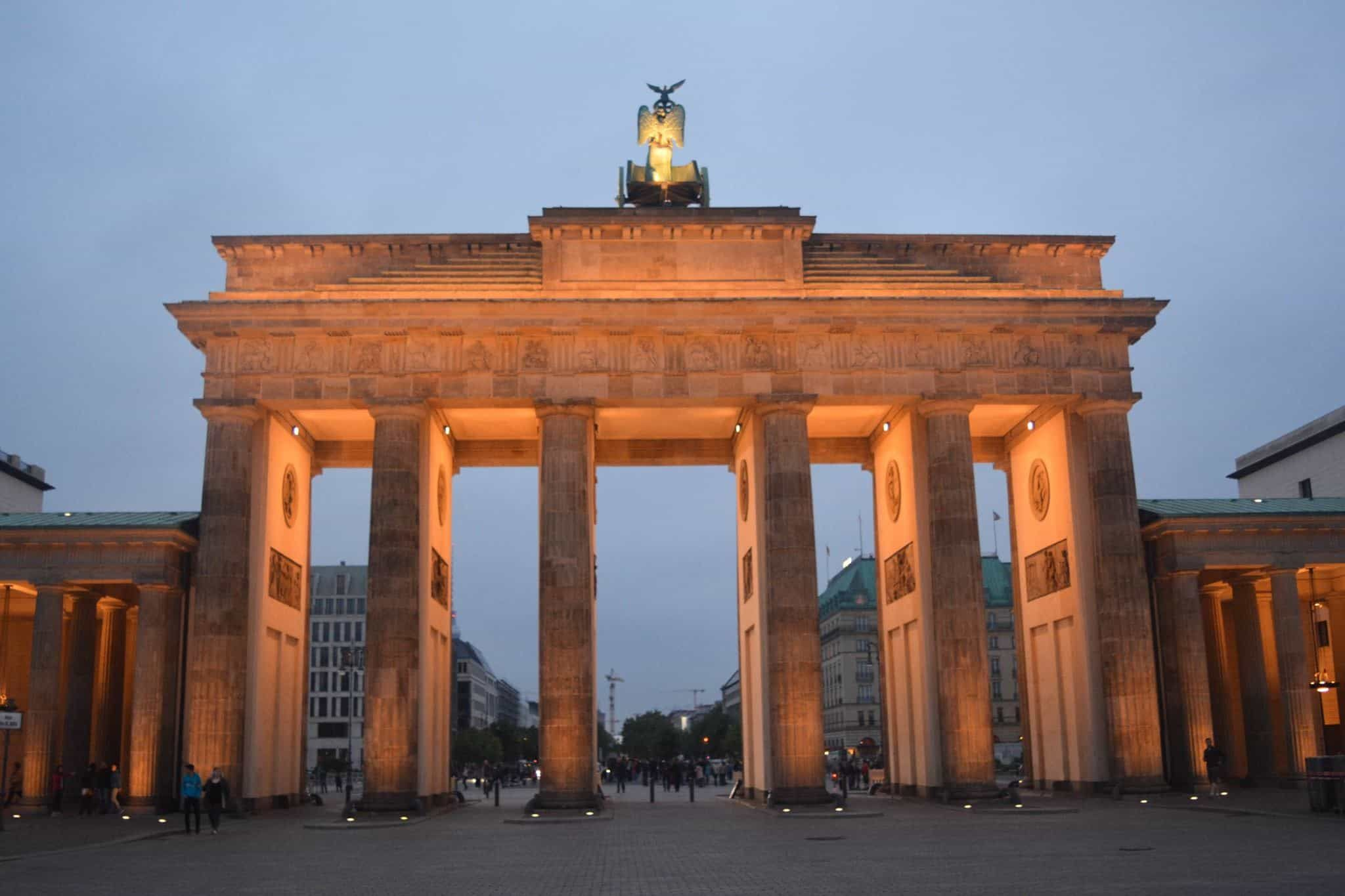 The Best Things To Do And See In Berlin Germany In 5 Days Berlin Travel Brandenburg Gate Berlin Germany