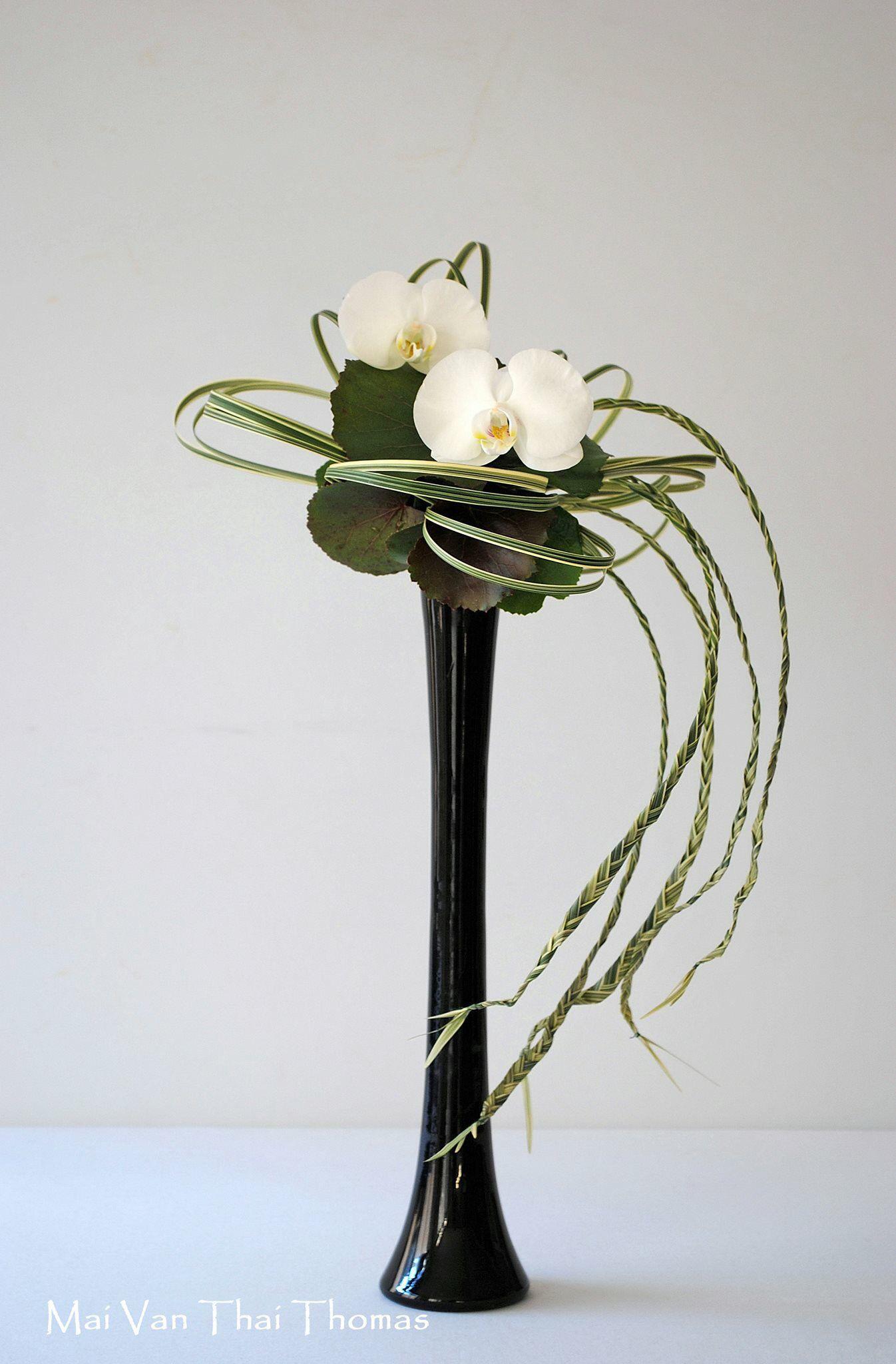 Pin by Gerlinde Sturm on Dekoration | Pinterest | Ikebana, Flower  arrangements and Floral