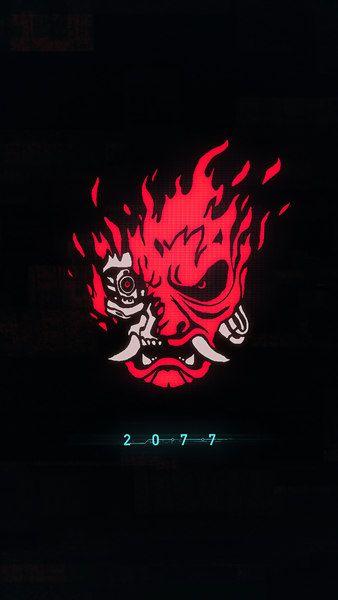 Cyberpunk 2077 Samurai Logo 4k 3840x2160 1920x1080 2160x3840 1080x1920 Wallpaper Cyberpunk 2077 Cyberpunk Cyberpunk Art