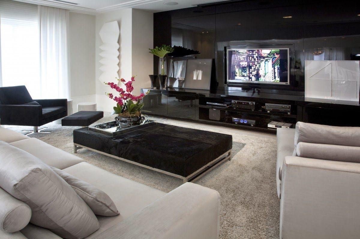 Decor salteado blog de decora o e arquitetura for Sala design moderno