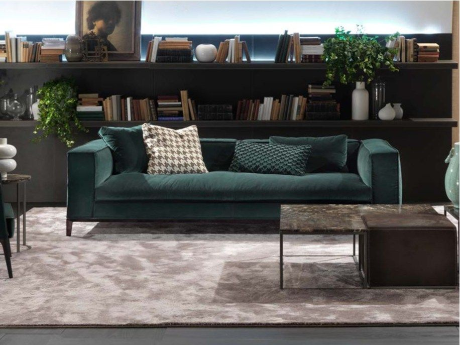 Download The Catalogue And Request Prices Of Taylor | 3 Seater Sofa By  Frigerio Salotti,