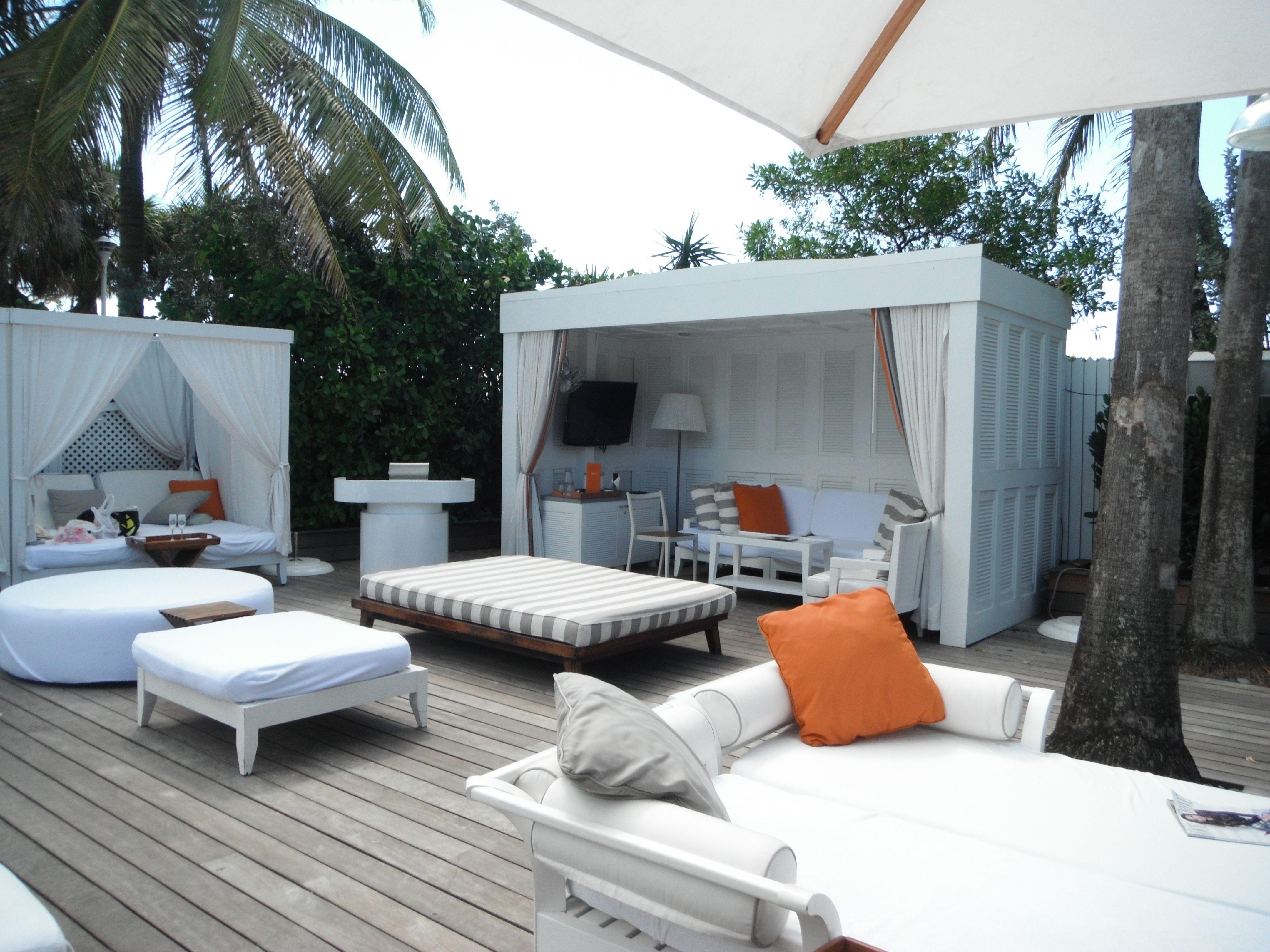 Pin by genevieve gail on cabana delano miami pool for Delano hotel decor