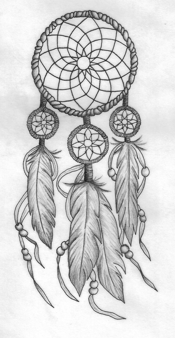 drømmefanger tegning - Google-søgning | Tattoo design ...