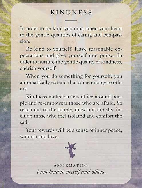 Todays Angel Card