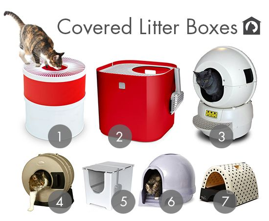 CoveredCatLitterBoxes