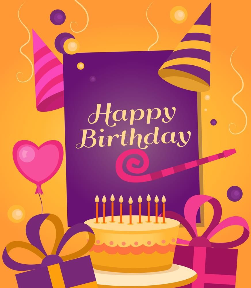 Birthday Sms For Friend With Images Happy Birthday Banners