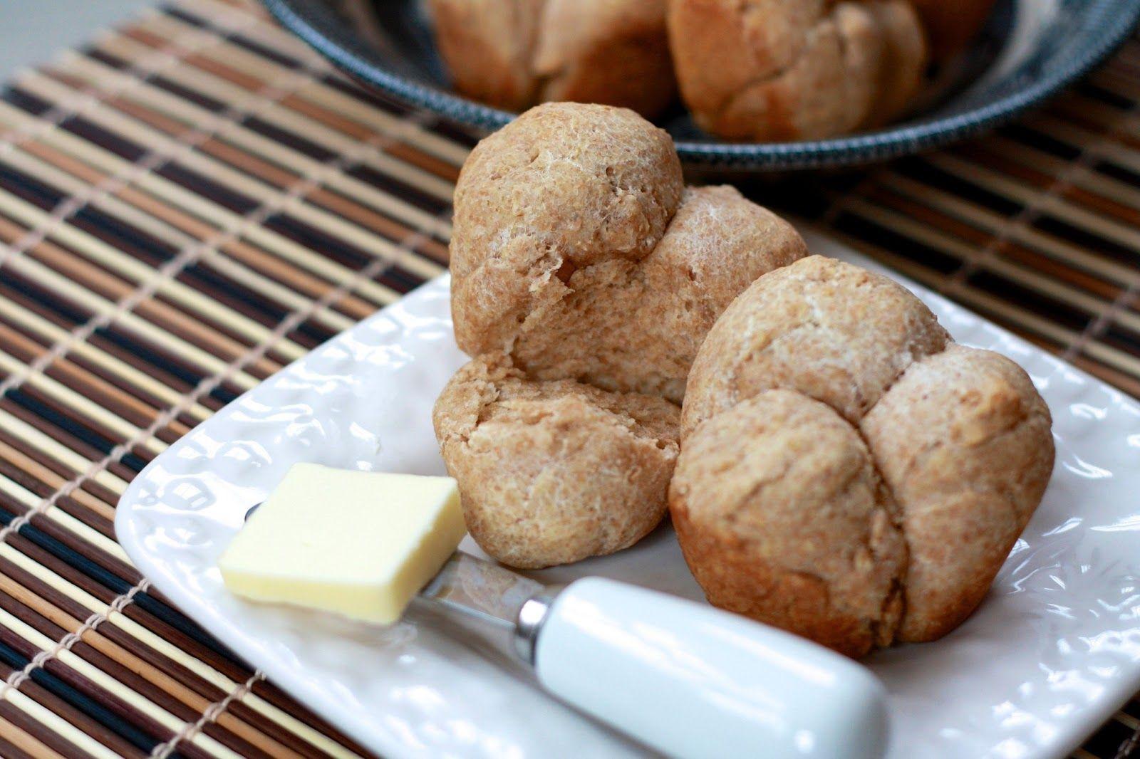 buttermilk clover rolls