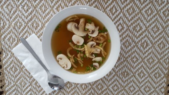 how to make japanese clear broth soup